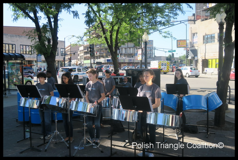 CSYO STEEL DRUM BAND