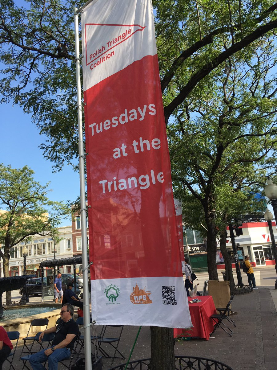 Tuesdays at the Triangle banner